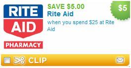 Rite Aid coupon
