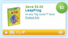 Leap frog Tag jr