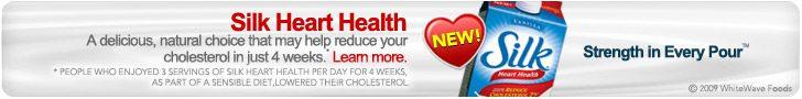 Silk Heart Health