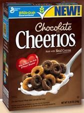 choc cheerios