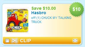 Hasbro printable coupon