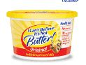 I Cant Believe its not butter