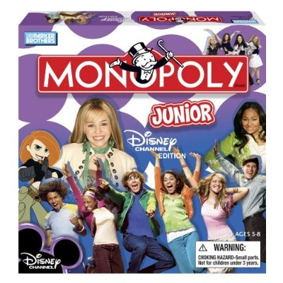 Monopoly Disney Channel