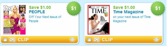 Time Magazine Discount Codes