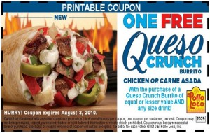 graphic about El Pollo Loco Coupons Printable called Printable Coupon Notify: El Pollo Loco BOGO No cost! - Koupon Karen