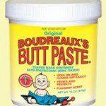 butt-paste