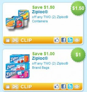 Aug 04,  · $1 off Any One (1) Ziploc brand Space Bags Big Bags or Totes 1–5 ct. or lbs. Up To $ Off Ziploc Products Share and save $ on any two Ziploc brand products or save $1 off. $ Off Ziploc Containers Receive a $ discount on any two Ziploc brand containers when you shop at your local Kroger store. Redeem coupon at register/5(9).