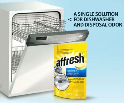Affresh Dishwasher And Disposal Cleaner And Affresh