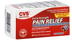 Get the relief you need from pain & fever at CVS, where you can also get FREE 1– 2 day shipping on most orders! Shop trusted brands & feel better now! 30% off CVS Pharmacy ® brands & .
