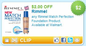 image about Rimmel Coupons Printable titled Warm Rimmel Printable Coupon - Koupon Karen