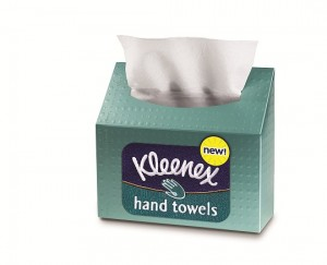 graphic about Kleenex Printable Coupon named Kleenex Hand Towels Printable Coupon - Koupon Karen