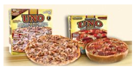 picture relating to Unos Printable Coupons known as Uno Frozen Pizza Printable Coupon - Koupon Karen