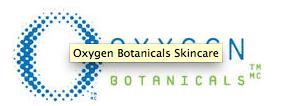 FREE Oxygen Botanicals Skin Care Sample