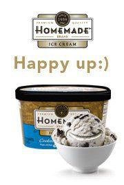 Homemade Brand Ice Cream Printable Coupon