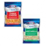 Kraft Natural Shredded Cheese with a Touch of Philadelphia Printable Coupon