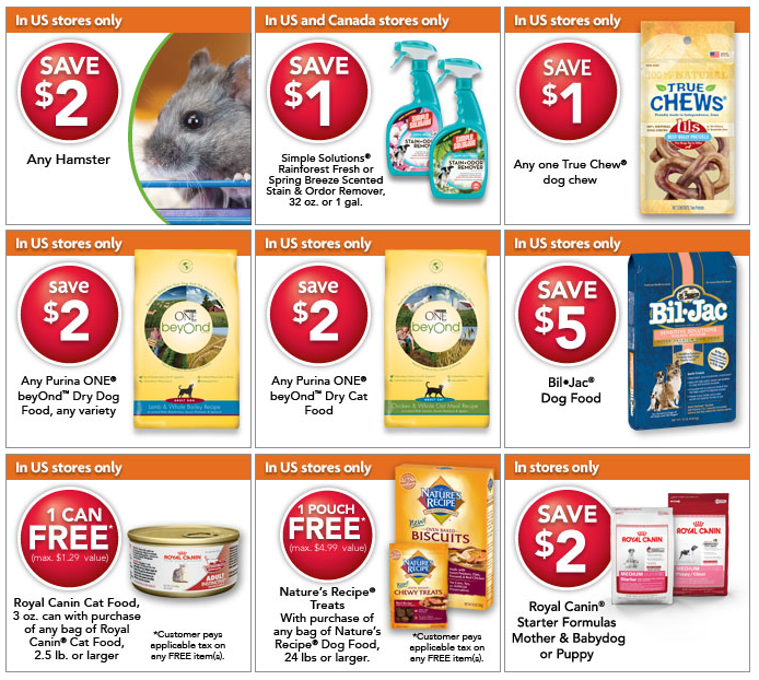 It's just a photo of Refreshing Printable Petsmart Coupons