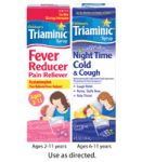 Triaminic FREE at CVS (Starting 12/1)