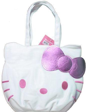 774b5e46bb Product Name  Hello Kitty Die Cut Face Handbag for Girls