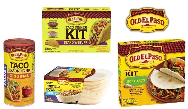 Old El Paso Printable Coupon
