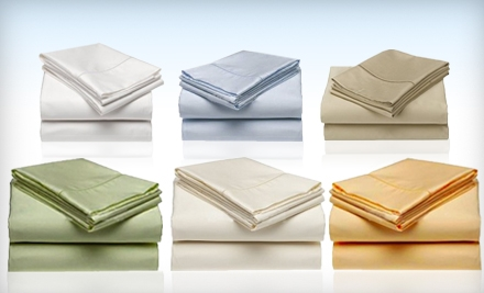 great holiday gift hotel style 400 threadcount sheets for only 35 each - Thread Count Sheets