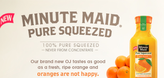 coupon minute maid orange juice