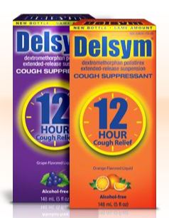It is a photo of Impertinent Delsym Printable Coupons