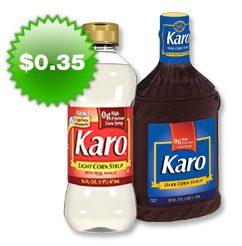 Karo Syrup Coupon