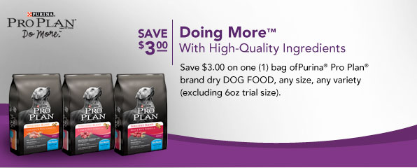 image relating to Pro Plan Coupons Printable identify Purina® Specialist Plan® Brand name Dry Puppy meals Printable Coupon