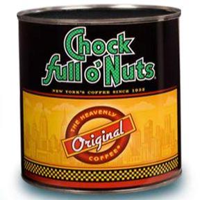 Chock Full O' Nuts Printable Coupon
