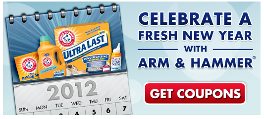 1050 In ARM amp HAMMER Printable Coupons