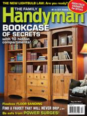 Family Handyman Magazine Only $6.99 a Year