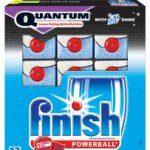 FREE Finish Quantum Dishwashing Sample