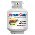 Amerigas Propane only $11.48 at Home Depot