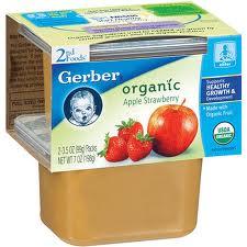 2nd foods gerber