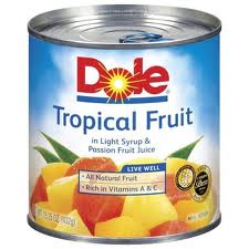 Dole Tropical Fruit
