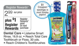 graphic regarding Listerine Coupons Printable named Listerine wise rinse coupon codes printable : Getaway fuel