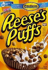Reeses Puff
