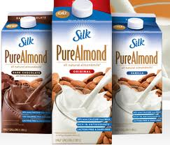 Silk Pure Almond