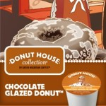 Chocolate Glazed Donut Kcups only $11.99 per box of 24!