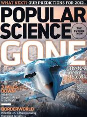 Popular Science Magazine Deal