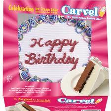 Carvel Cake