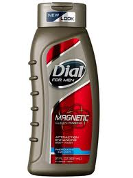 Dial Body Wash for Men
