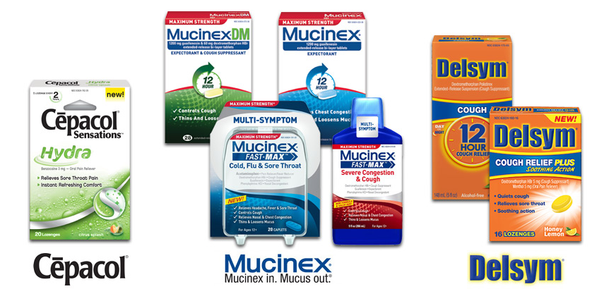 Mucinex®, Delsym® or Cepacol® Printable CVS Coupon - Koupon