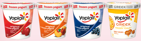 picture relating to Yoplait Printable Coupon referred to as Yoplait Frozen Yogurt Printable Coupon - Koupon Karen