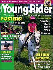 Young Rider Magazine for only $5.29 a Year!