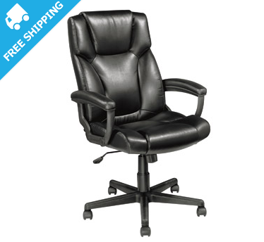 OfficeMax Sale High Back Executive Chair For Only From