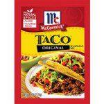 McCormick Taco Seasoning