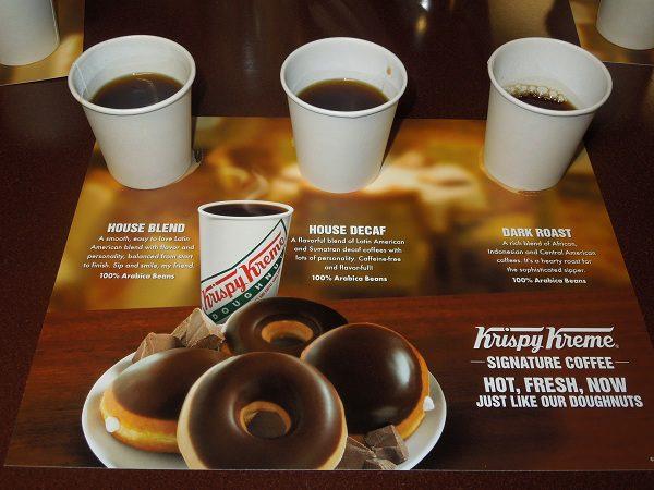 Coffee and Doughnut Pairing