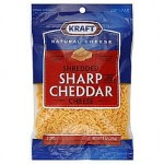 Kraft Cheese only $1.37 at Target