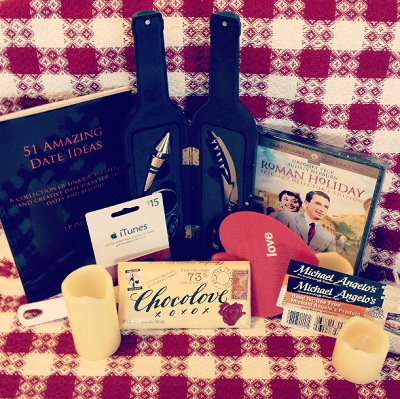 MA Week of Romance Prize Package Image